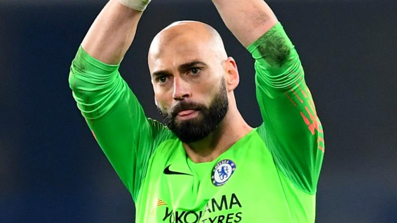 Caballero says Chelsea 'did their best' despite Bayern hammering