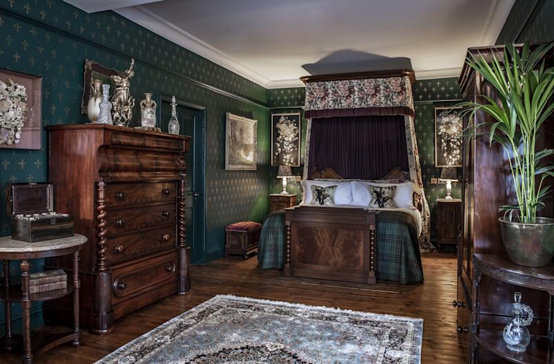 The Queen Victoria Suite at The Fife Arms.