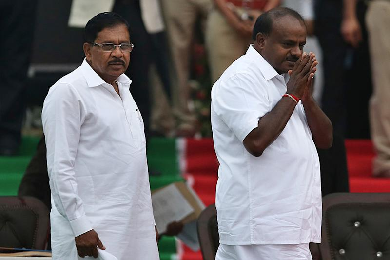 Fissures Deepen as Congress-JDS Spar Over Kumaraswamy's Budget Ignoring Minorities