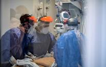 In the capital, coronavirus patients admitted to public hospitals increased by almost a third between April 5 and 11