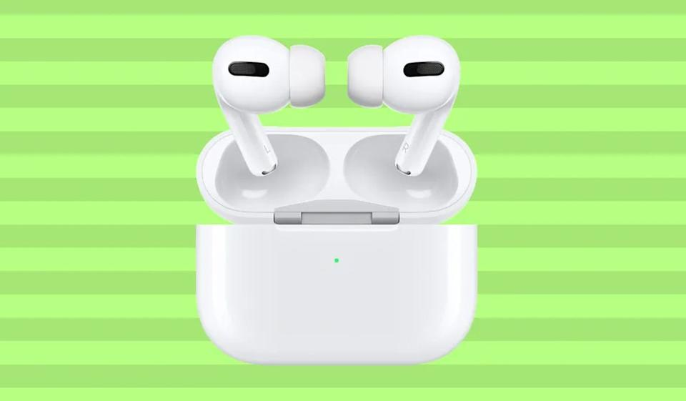AirPods Pro offer exceptional noise-canceling capabilities and great sound to boot. (Photo: Apple)