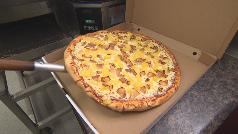 How bacon and the 'love of 'zaa!' are changing pizza in St. John's