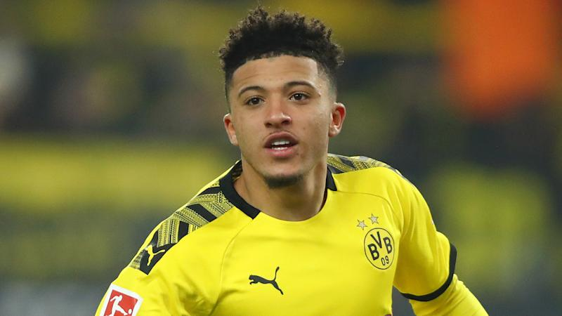 'Generational talent' would Sancho make Manchester United, Chelsea and Liverpool better, says Hargreaves