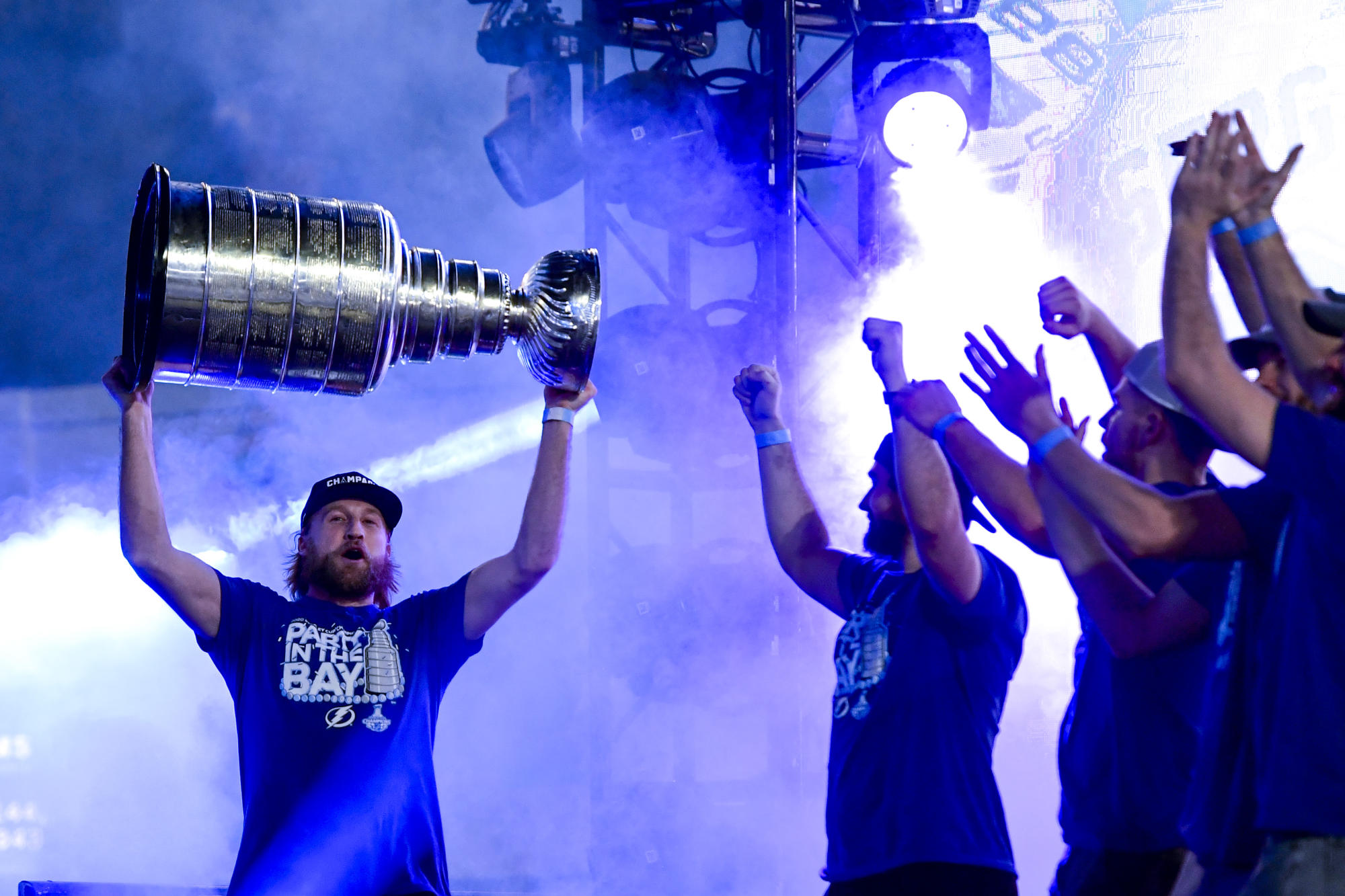 Title Tiers: Where the NHL's 31 teams stand entering the season