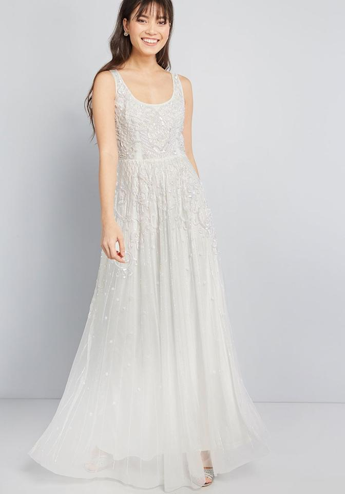 940bb0e9047f4 Attention, Brides-to-Be: ModCloth's Wedding Selection Is Gorgeous ...