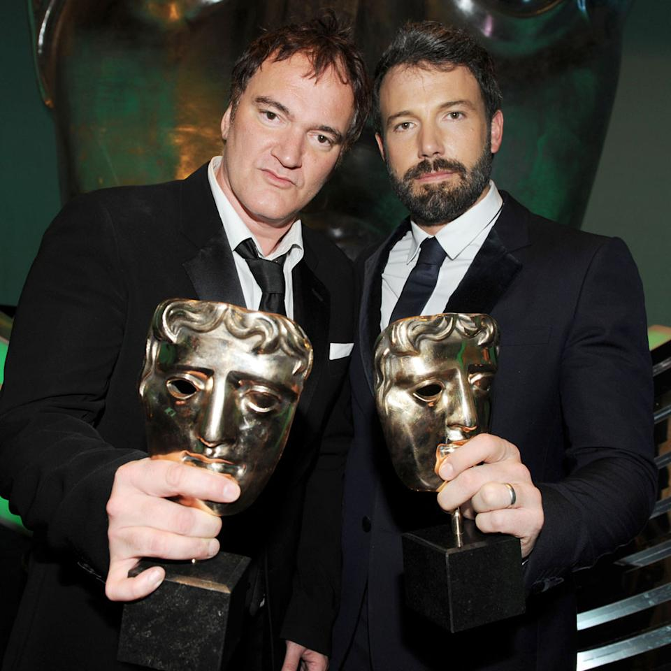 North America Rights Only - London, Britain - 02/10/2013 - The 2013 Orange British Academy Film BAFTA Awards, held at the Royal Opera House.