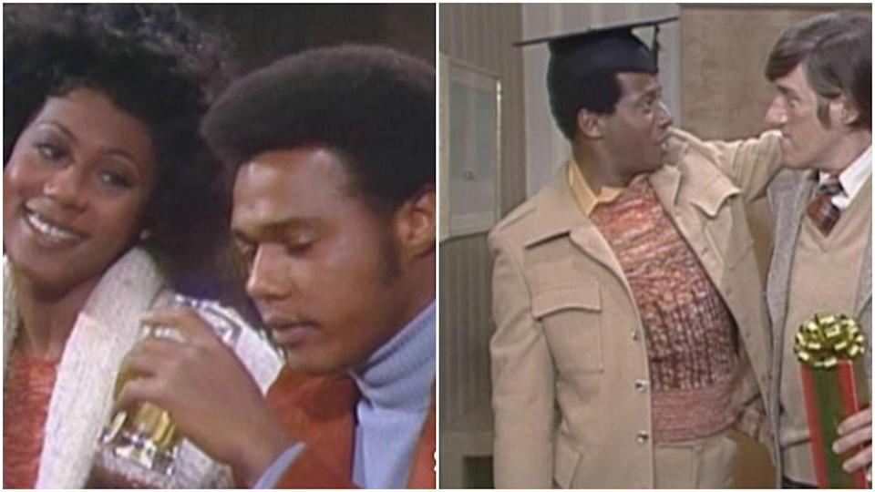 <p>This is a wild one. Lionel Jefferson was originally played by Mike Evans, only to be replaced by an actor named Damon Evans who, nope, was not related to him. But! In a ~plot twist~, Mike came back for a couple of seasons toward the end of the series. </p>