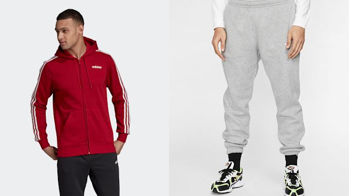 The best Nike and Adidas deals Black Friday 2020: Tricot Hoodie and joggers
