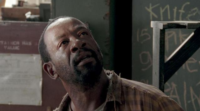 Lennie James as Morgan in 'The Walking Dead' (Photo: AMC)