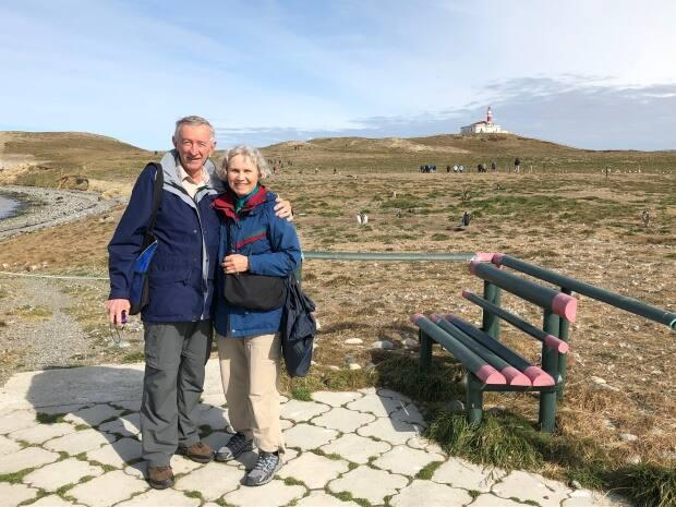 Christine and Jim Bonta were two of the roughly 1,000 participants in the Stop the Spread study, which for 10 months followed the antibody responses of people who either contracted COVID-19 or were at high risk for catching it. (Jim and Christine Bonta - image credit)