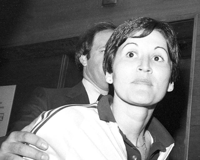 Rosie Ruiz, known for cheating both the Boston and New York Marathons, is dead at 66. (Getty)