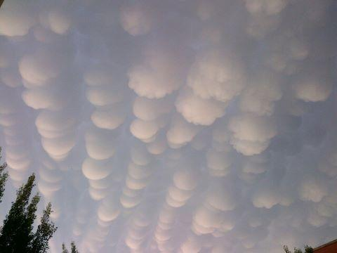 """(Photo courtesy of Cameron MacIntosh/CBC.CA) <br> <br> <a href=""""http://www.cbc.ca/news/canada/saskatchewan/story/2012/06/26/sk-post-storm-sky-120626.html"""" rel=""""nofollow noopener"""" target=""""_blank"""" data-ylk=""""slk:Click here"""" class=""""link rapid-noclick-resp"""">Click here</a> for full story on CBC News"""