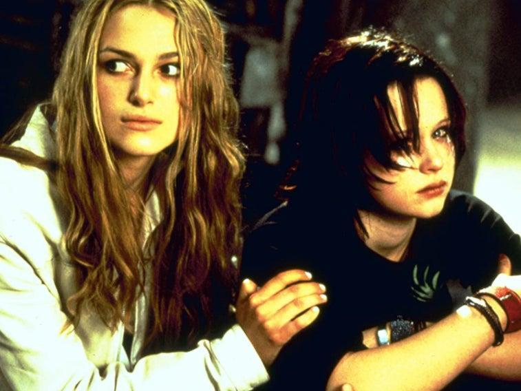 Keira Knightley and Thora Birch in psychological drama 'The Hole' (Pathé)