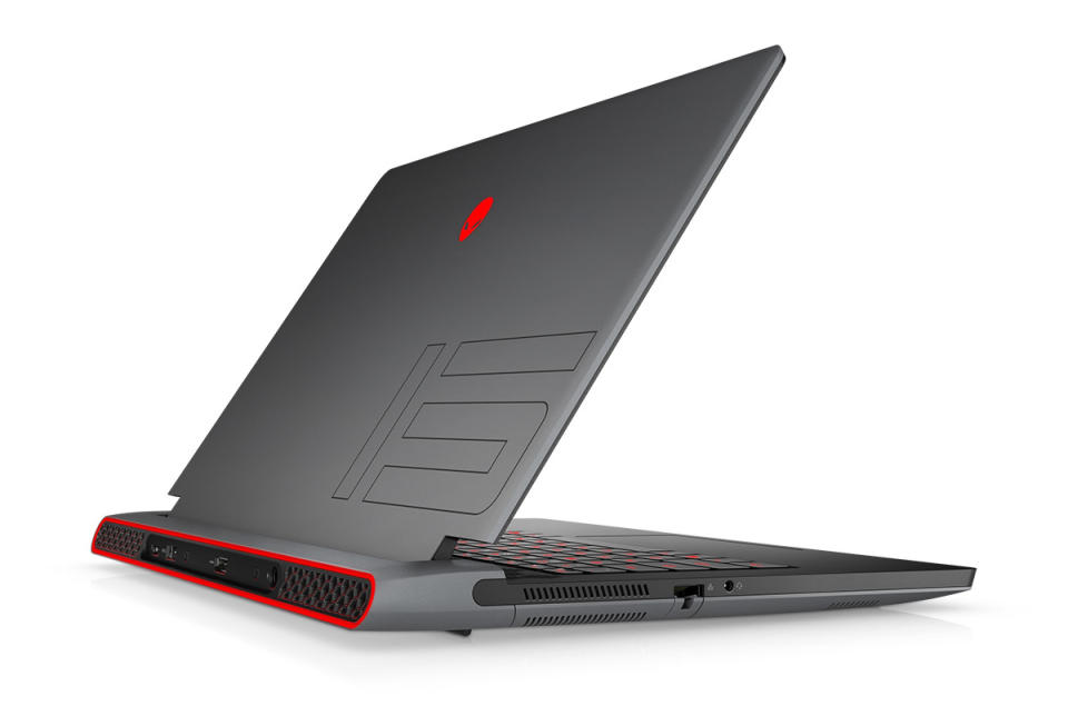 Dell Alienware m15 (R5) non-touch gaming notebook computer, codename Ark AMD