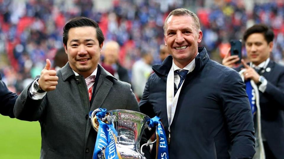 Khun Top, Brendan Rodgers | Marc Atkins/Getty Images