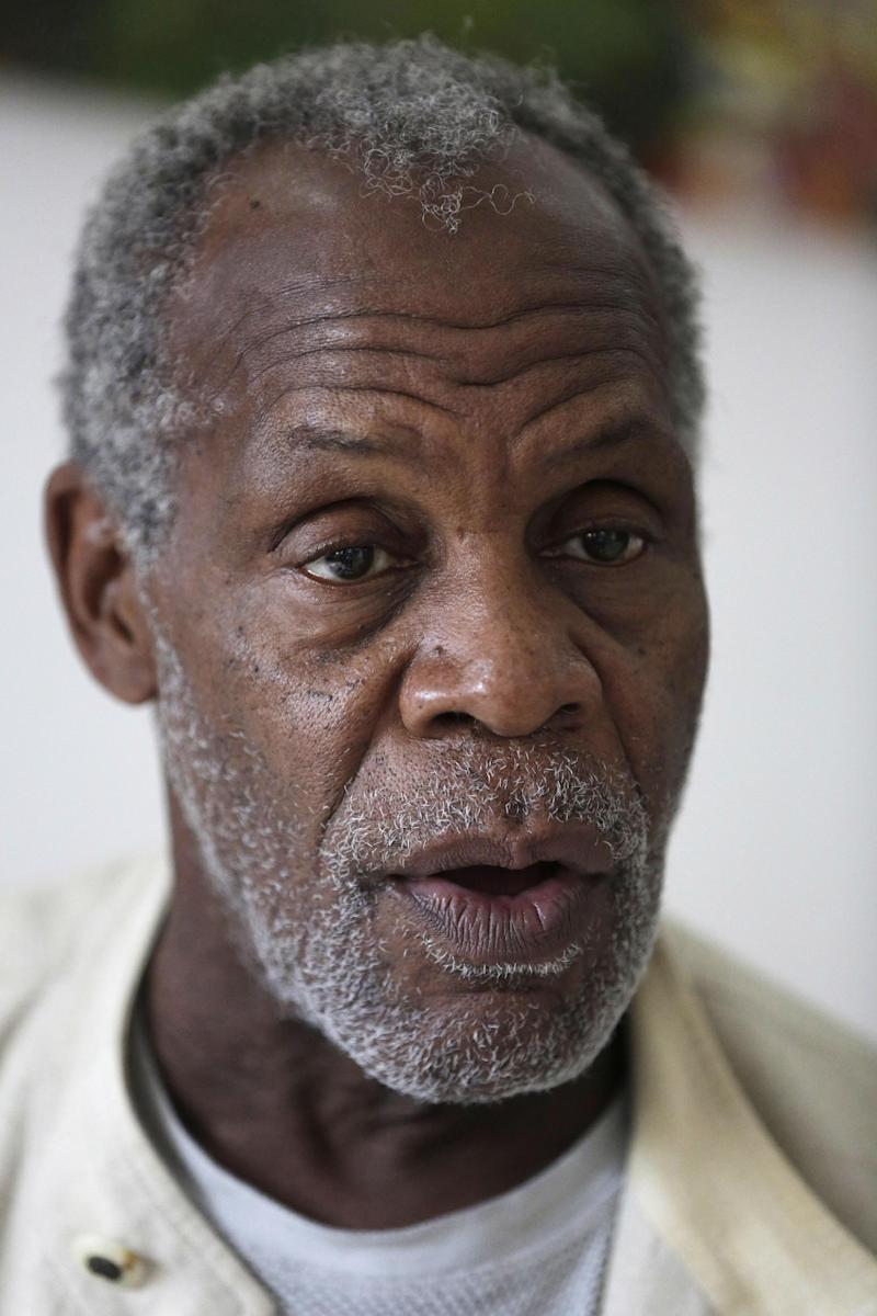 LAGOS, Nigeria (AP) — U.S. actor Danny Glover said Thursday that he is in Nigeria to star in a movie based on people who risked and sacrificed their lives ... - fac58a00bb53a228810f6a7067001b19