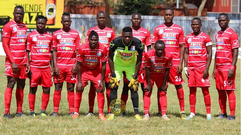 Danson Kago start as Posta Rangers name squad to face Vihiga United
