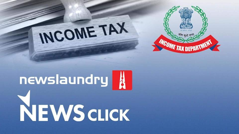Income Tax Department conducts