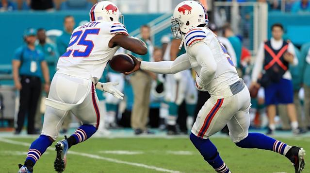 "<p>The Buffalo Bills are in the playoffs for the first time this decade and begin their quest for their first postseason victory in over two decades when they take on the Jacksonville Jaguars in the AFC Wild Card Game.</p><p>The Bills' last playoff appearance was against the Tennessee Titans in the 1999 playoffs and were done in by the ""Music City Miracle."" The Bills got into the playoffs this season after the Baltimore Ravens lost on a last-minute touchdown pass to the Cincinnati Bengals.</p><p>The Jaguars, who won the AFC South, are also returning to the playoffs after a long drought.</p><p>Jacksonville last appeared in the playoffs in 2007 and this season boasted a defense that ranked second in total defense, sacks, interceptions and points allowed and first in passing defense.</p><h3>How to Watch</h3><p><strong>Time:</strong> Sunday, January 7, 1:05 p.m. ET</p><p><strong>TV channel: </strong>CBS</p><p><strong>Live stream:</strong> <a href=""https://www.cbs.com/all-access/live-tv/?intcid=CIA85fa358"" rel=""nofollow noopener"" target=""_blank"" data-ylk=""slk:CBS Sports All Access"" class=""link rapid-noclick-resp"">CBS Sports All Access</a>, <a href=""https://www.cbssports.com/mobile"" rel=""nofollow noopener"" target=""_blank"" data-ylk=""slk:CBS Sports App"" class=""link rapid-noclick-resp"">CBS Sports App</a></p>"