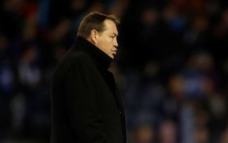 FILE PHOTO - Rugby Union - Autumn Internationals - Scotland vs New Zealand - BT Murrayfield Stadium, Edinburgh, Britain - November 18, 2017 New Zealand head coach Steve Hansen REUTERS/Russell Cheyne