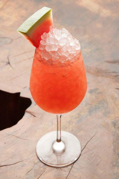 """<p><strong>Ingredients:</strong></p><p>2 oz <span class=""""redactor-unlink"""">Ménage à Trois Vodka<br></span>3-4 pieces watermelon<br>.5 oz Hibiscus Syrup*<br>.75 oz lime juice<br>.5 oz coconut water</p><p><strong>Instructions:</strong></p><p>Muddle watermelon and combine all ingredients in a shaker tin. Add ice, shake, and strain into a glass. Garnish with a thin watermelon slice.</p><p>*Hibiscus Syrup: Add one hibiscus tea bag to boiling water. Once tea has steeped, add in equal parts white sugar to the tea and stir to dissolve.</p><p><em>By Pamela Wizniter of Seamstress in New York City. </em></p>"""