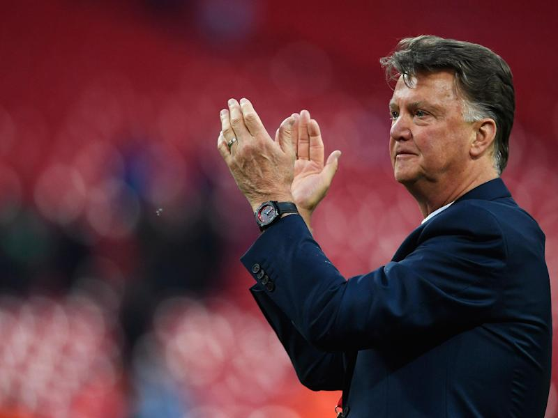 Louis van Gaal could return to football with the Netherlands: Getty