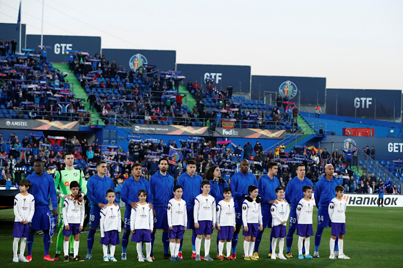 Getafe Refuse to Travel to Italy for UEFA Europa League Clash vs Inter Milan