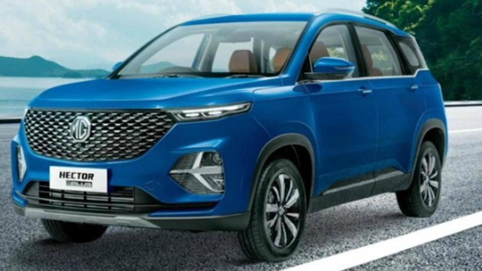 MG Hector Plus SUV set to become costlier in India