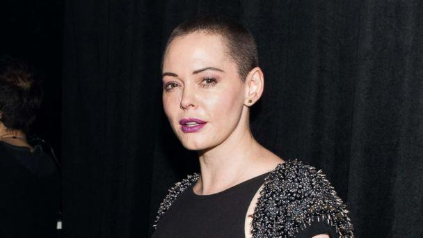 PHOTO: Actress Rose McGowan attends an opening, Nov. 28, 2016 in New York City.  (Noam Galai/WireImage/Getty Images, File)
