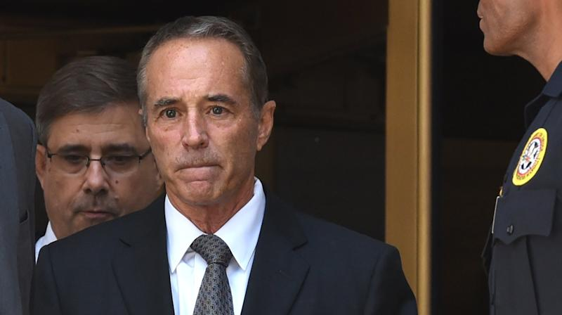 Rep. Chris Collins Suspends Re-Election Campaign Following Indictment