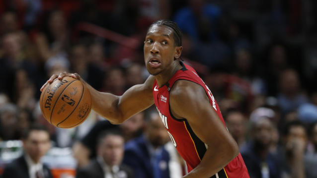 Josh Richardson is one of many unheralded players on Miami's roster. (AP)