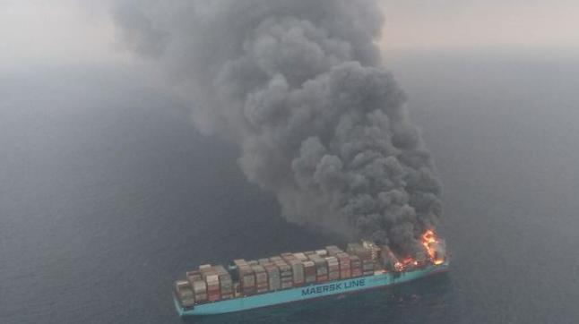 A crew member died and four others went missing while the others have been rescued.