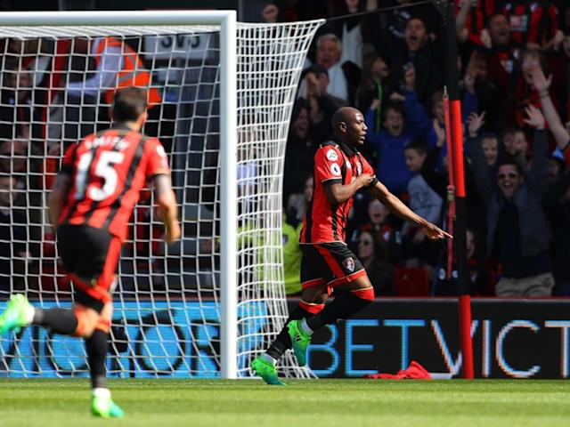 Afobe got the second goal of the game (Getty)