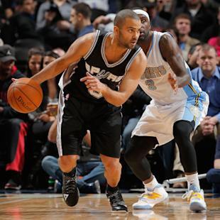 Tony Parker hopes to bounce back from a difficult season. (Getty Images)