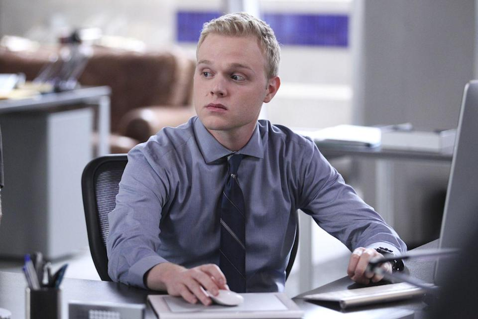 <p>The actor, who played computer savvy but socially awkward FBI agent Jason Wylie on the show, went on to have major roles in <em>Grey's Anatomy</em> and <em>Maze Runner</em>.</p>