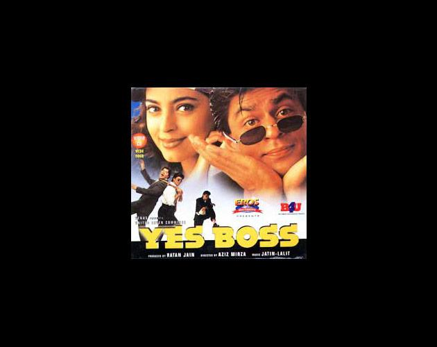 Shah Rukh Khan was looking for a fast track to success. And he was prepared to be all sycophantic and shady about it. In short, he was saying Yes Boss every step of the way.  In Aziz Mirza's morality tale about a sleazy boss (Aditya Pancholi) out to sleep with a girl (Juhi Chawla) his subordinate is in love with, SRK was the young, upwardly mobile upstart torn between his boss and his love. Add to that a heart-patient mother, the boss' wife and a superhit soundtrack by Jatin-Lalit to get a very popular film that took SRK to stardom.