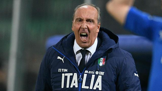 "After seeing his Italy side win again in World Cup qualifying against Albania, Giampiero Ventura is looking forward to a ""wonderful"" future."