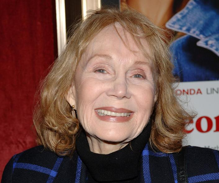 """Katherine Helmond, who received seven Emmy Award nominations for her varied roles in television comedies, including """"Soap"""" and """"Who's the Boss?,"""" died Feb. 23, 2019 at her home in Los Angeles. She was 89."""