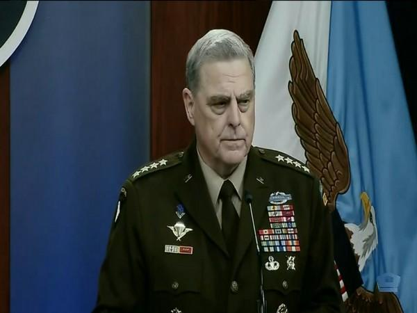 Joint Chief General Mark Milley