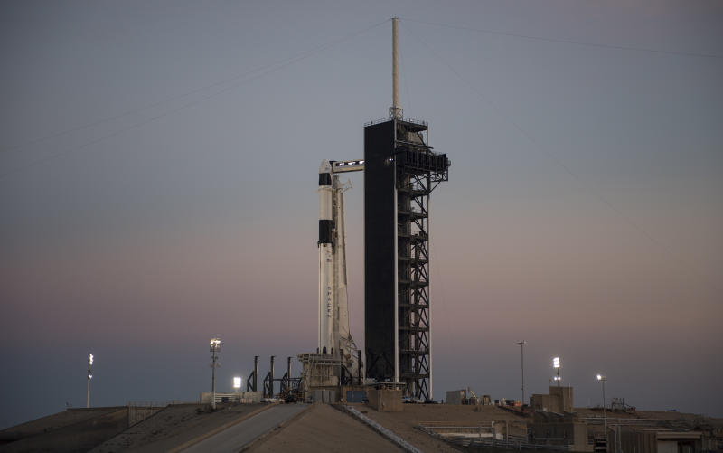 SpaceX Demo-1