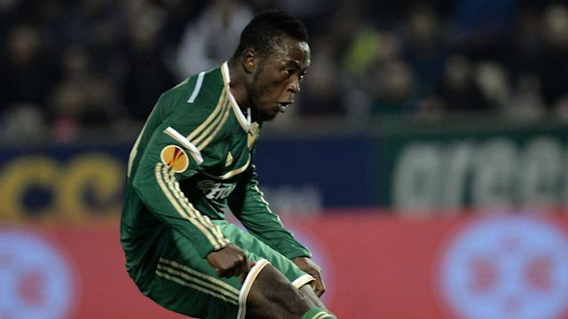 The Nigerian forward was on song twice to claim a crucial three points against Sparta Rotterdam to ease Yannis Anastasiou's side relegation troubles