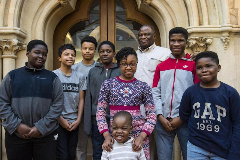 Community project: The school offers extra classes for BME children (Lucy Young)
