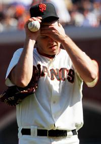 Zito fizzled with an opportunity to clinch the division pennant and posted a 9-14 record in the regular season