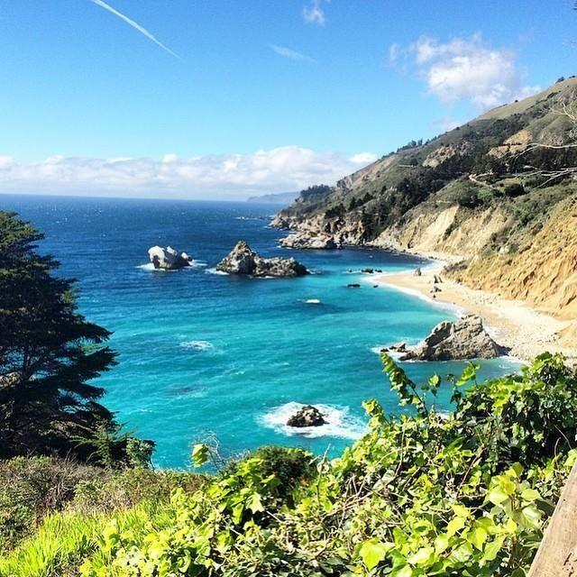 """Big Sur was very spiritual. You feel so secluded from the default world and connected to some of the most spectacular views Mother Nature has to offer."" --<strong>Maria Tridas,&nbsp;Associate Video Editor</strong>"