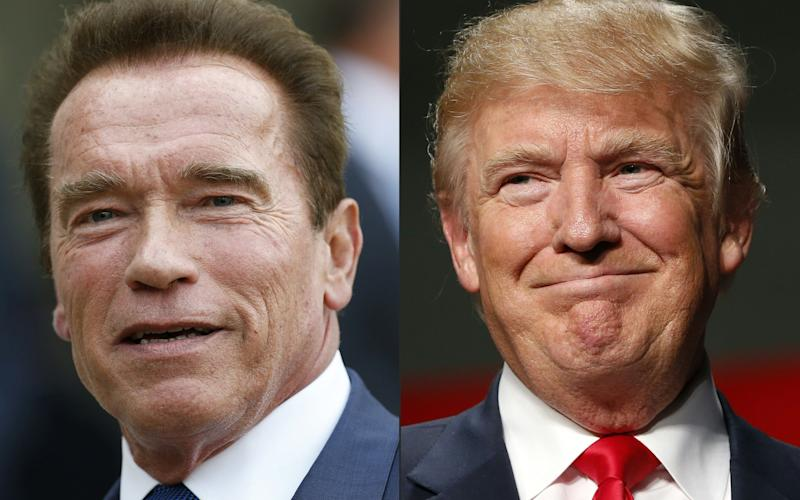 Will The Terminator serve in Donald Trump's Washington? - AFP