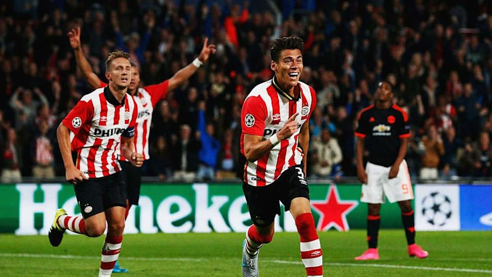 PSV Eindhoven v Manchester United FC - UEFA Champions League | Dean Mouhtaropoulos/Getty Images