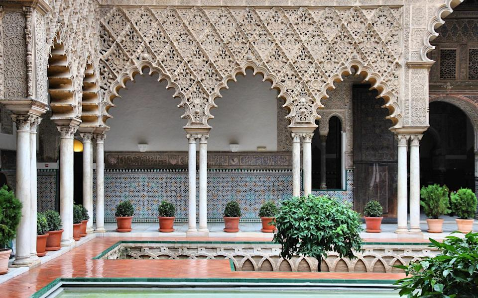 The Alcazar of Seville - Getty