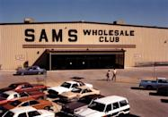 <p>In the 1980s, a market emerged with consumers and small business owners desiring to buy merchandise in bulk. So Sam, being the savvy businessman that he was, decided to open a new chain of stores to compete with this specific market. The first Sam's Club opened in Midwest City, Oklahoma, in 1983.</p><p>Photo: Courtesy of The Walmart Museum</p>