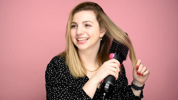 Best gifts for girlfriends: Revlon One-Step Hair Dryer