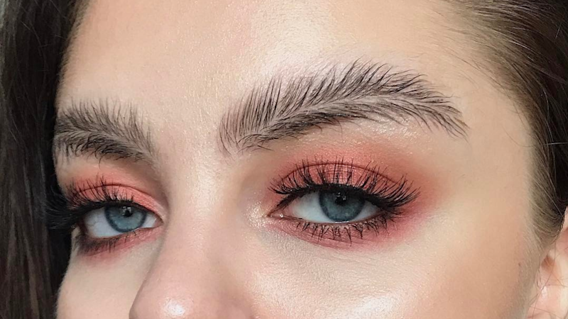 Feather Brows Are Here and the Internet Is Freaking Out